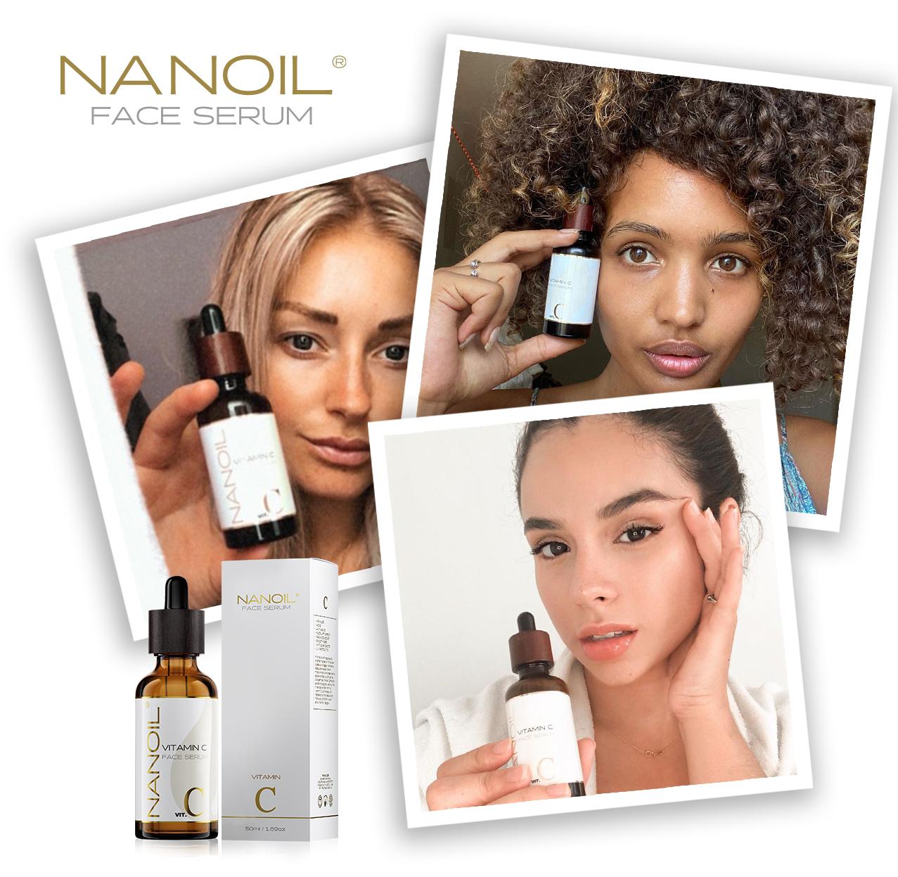 legjobb c-vitaminos arcszérum Nanoil